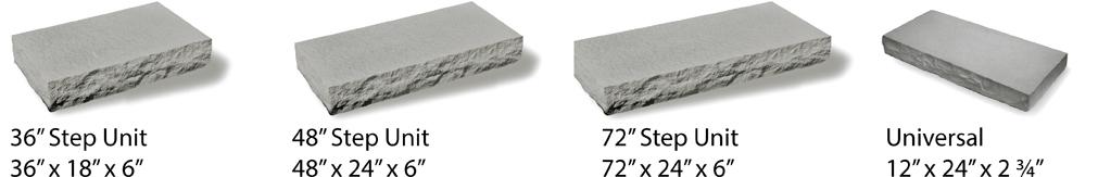 Ledgestone Steps Amp Coping Halquist Stone