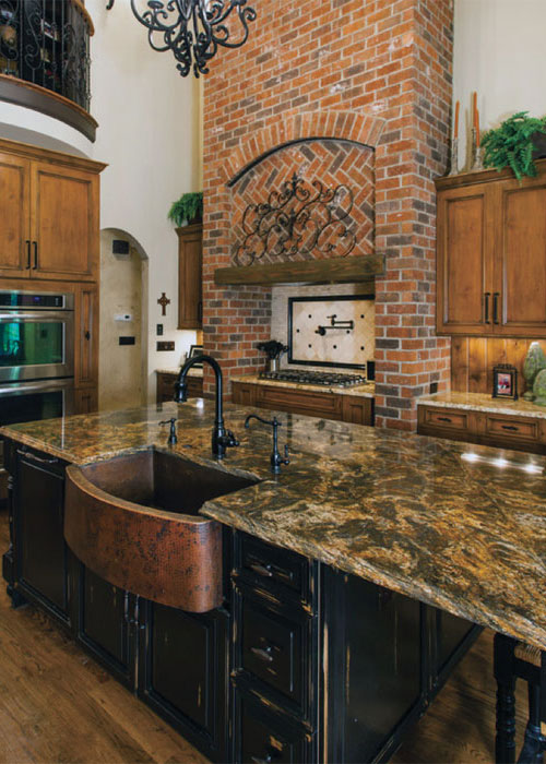 Ordinaire For Granite Countertops, Halquist Stone Is Greater Milwaukeeu0027s Premier  Choice. Choosing The Proper Material For A Countertop Is A Big Decision And  Requires ...